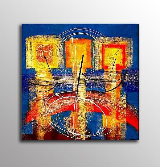 Gemälde Venezia