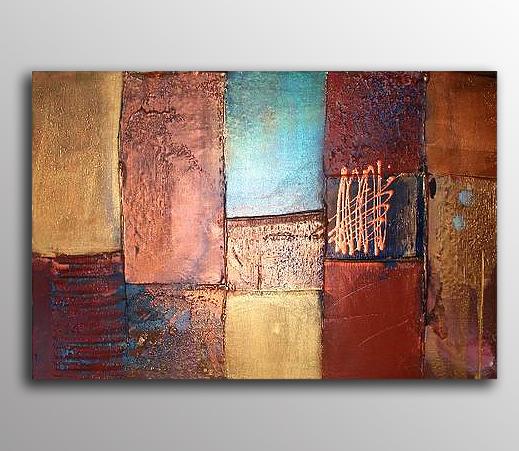 Gemälde Aprilia