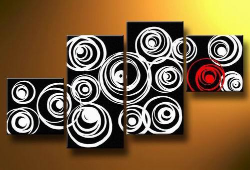 Gemälde Twin