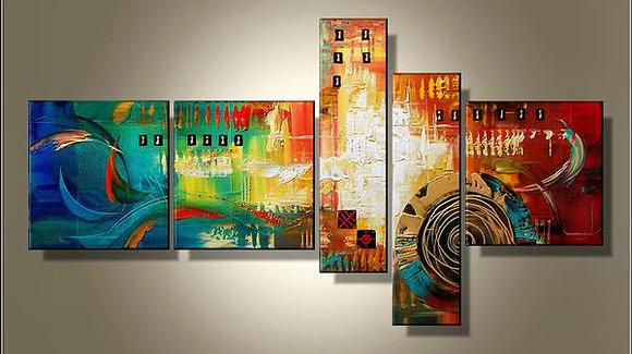 Gemälde Cancun
