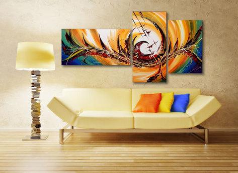Gemälde Dianella
