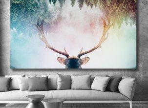 Ljuddämpande - Red Deer
