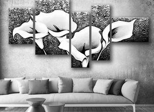 Gemälde  Lilien