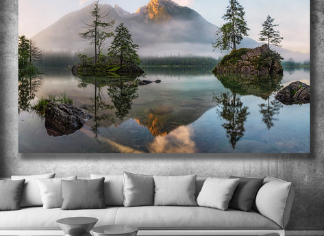 Photo Art - Mirror