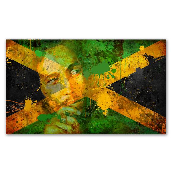 Bob Marley Gemälde