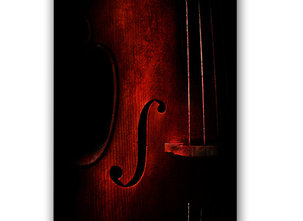 Cello in the night