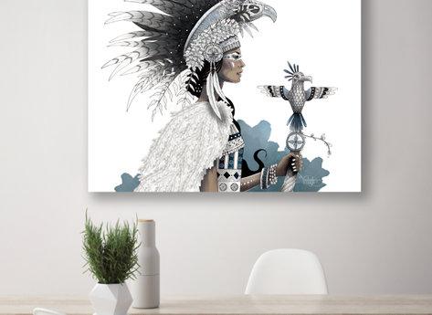 Katarina Vintrafors -Eagle