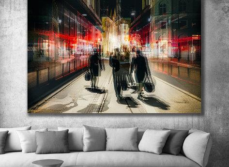 Photo Art - Free Exit