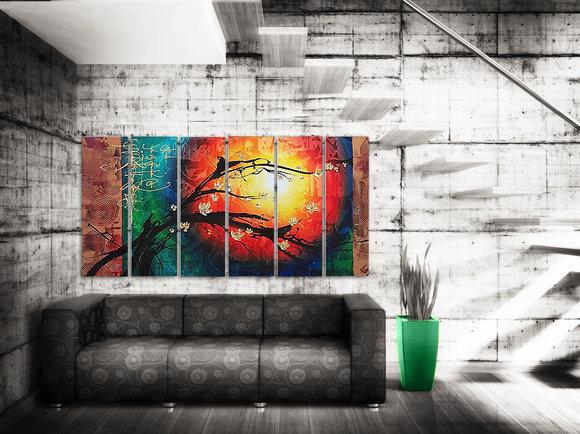 Gemälde Sunrise