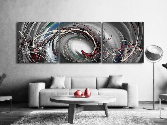 Gemälde Twist