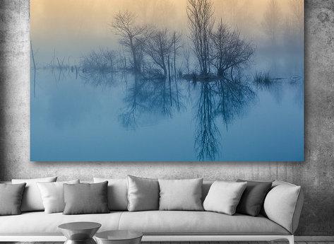 Photo Art - Reflection