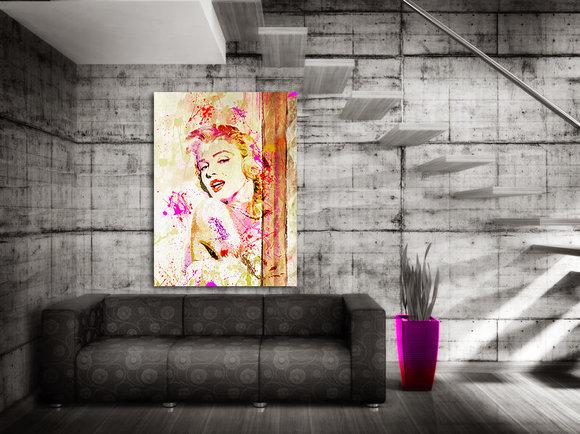 Marilyn Monroe  Gemälde