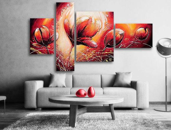 Gemälde Tulip
