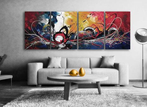 Gemälde - Togo