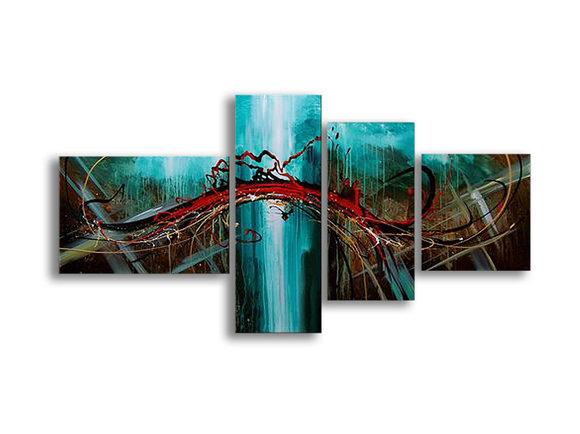 Gemälde Aqua