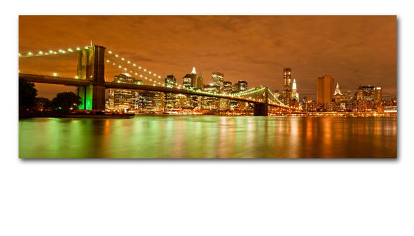 New York Leinwandbild