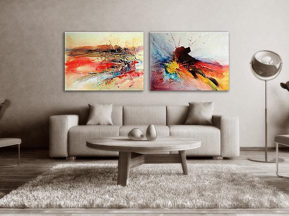 Gemälde Toowoomba