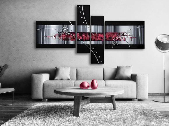 Gemälde Marsala Hurricane