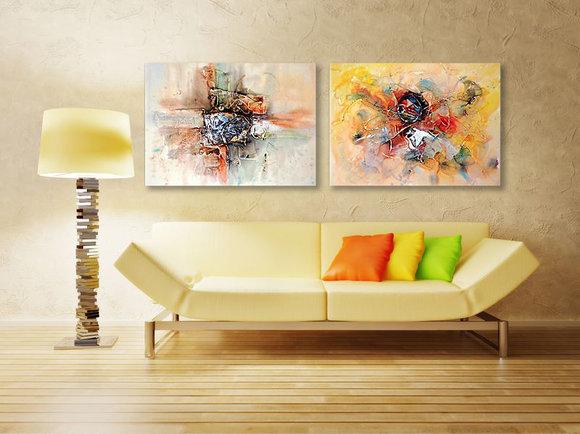 Gemälde Mount Isa