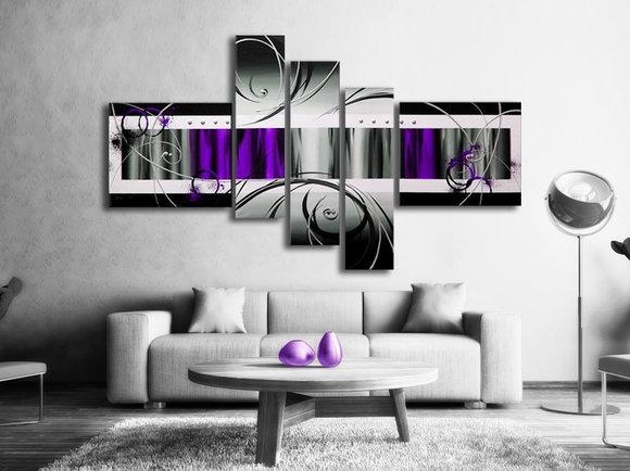 Gemälde Lovely