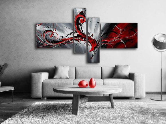 Gemälde Magic