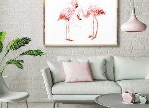 Prints - Pink